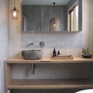 Batik Italian Wall Tile | Melbourne | Luscombe Tiles