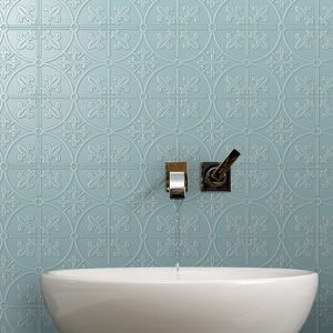 Pressed Metal Look Wall Tile | Infinity Brighton | Essendon | Sunbury | Melbourne | Luscombe Tiles