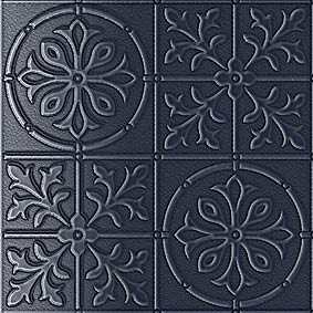 Pressed Metal Look Wall Tile | Anthology Grange | Essendon | Sunbury | Melbourne | Luscombe Tiles