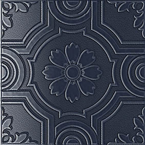 Pressed Metal Look Wall Tile | Anthology Regent | Essendon | Sunbury | Melbourne | Luscombe Tiles