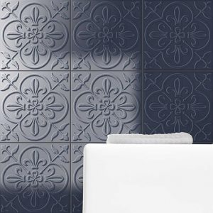 Pressed Metal Look Wall Tile | Anthology Windsor | Essendon | Sunbury | Melbourne | Luscombe Tiles