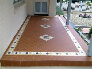 Tessellated Floor Tiles Melbourne | Period Tiles | Essendon | Sunbury | Luscombe Tiles