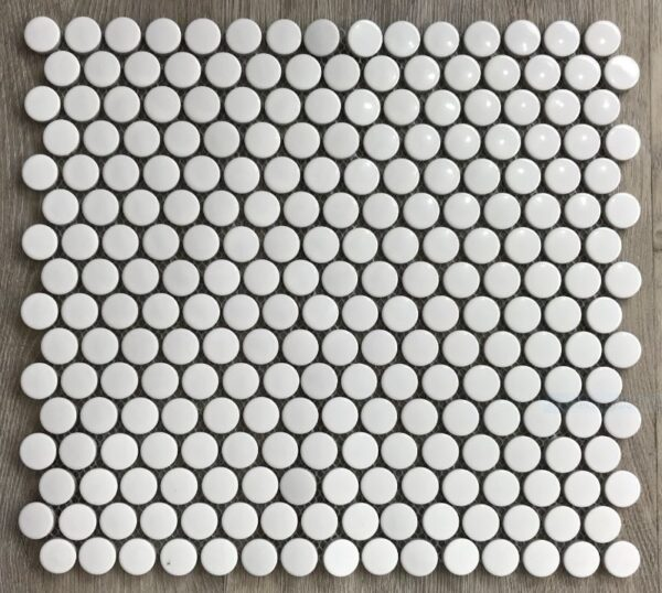 Penny Rounds   Feature Tiles Melbourne   Luscombe Tiles