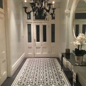 Tessellated Tiles Melbourne | Period Tiles | Essendon | Sunbury | Luscombe Tiles