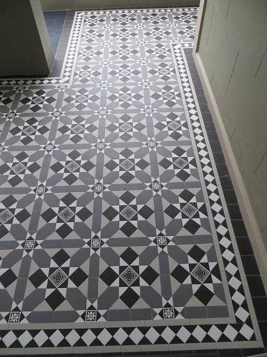 Tessellated Floor Tiles Luscombe Tiles