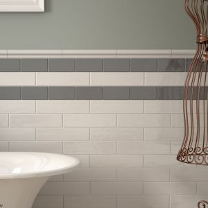 Wall Tiles Melbourne | Cottage White | Luscombe Tiles