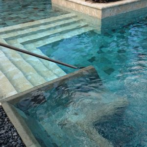Pool Tiles Melbourne | Campo Verde Quartzite | Luscombe Tiles