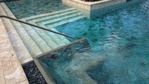 Pool Tiles Melbourne   Campo Verde Quartzite   Luscombe Tiles