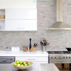 Montage Kensington Mosaic Concrete by Southern Cross Ceramics | Feature Tiles Melbourne | Luscombe Tiles
