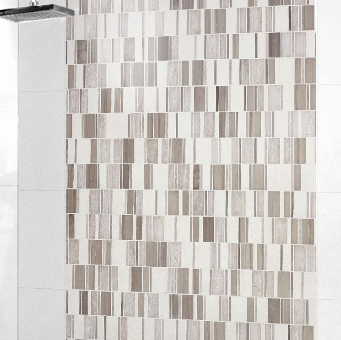 Montage Punto Mosaics | Feature Tiles | Essendon | Sunbury | Melbourne | Luscombe Tiles