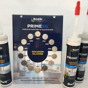 Primesil by Bostik | Designer Silicone | Luscombe Tiles