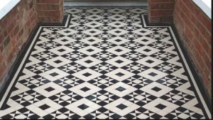 BALLARAT PATTERN | Tessellated Tiles | Period Tiles | Melbourne | Essendon | Sunbury | Luscombe Tiles