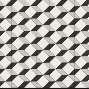 CLAREMONT PATTERN | Tessellated Tiles | Period Tiles | Melbourne | Essendon | Sunbury | Luscombe Tiles