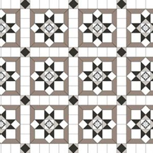 MELBOURNE PATTERN | Tessellated Tiles | Period Tiles | Melbourne | Essendon | Sunbury | Luscombe Tiles