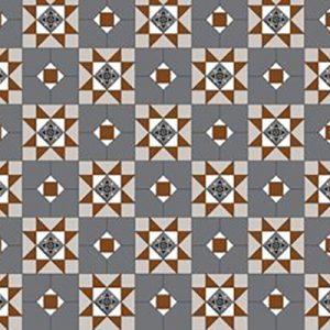 STANMORE PATTERN | Tessellated Tiles | Period Tiles | Melbourne | Essendon | Sunbury | Luscombe Tiles