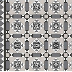 LEICHHART PATTERN | Tessellated Tiles | Period Tiles | Melbourne | Essendon | Sunbury | Luscombe Tiles
