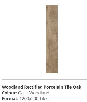 Woodland Oak   Floor Tiles   External Tiles   Melbourne   Essendon   Sunbury   Luscombe Tiles