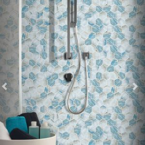Select Irregular Glass Mosaics | Melbourne | Luscombe Tiles