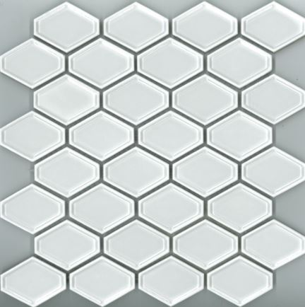 Trend Mosaics | White | Melbourne | Essendon | Sunbury | Luscombe Tiles