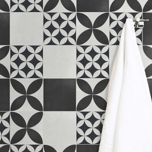 Floor & Wall Tile | Toulouse Blend Black Mist | Essendon | Sunbury | Melbourne | Luscombe Tiles