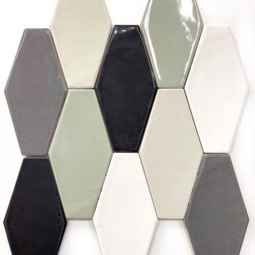 VIENA Long Hexagon
