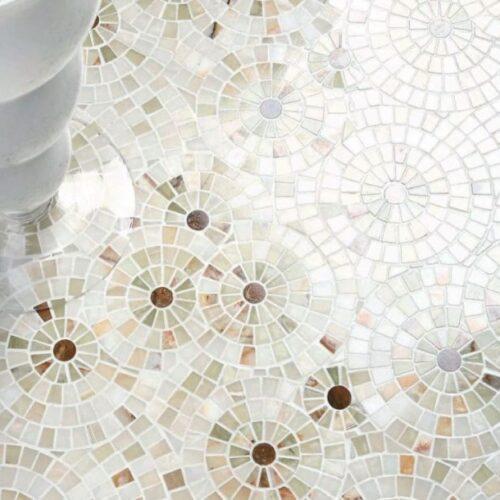 JOY – Natural Stone Mosaic – Polished Finish