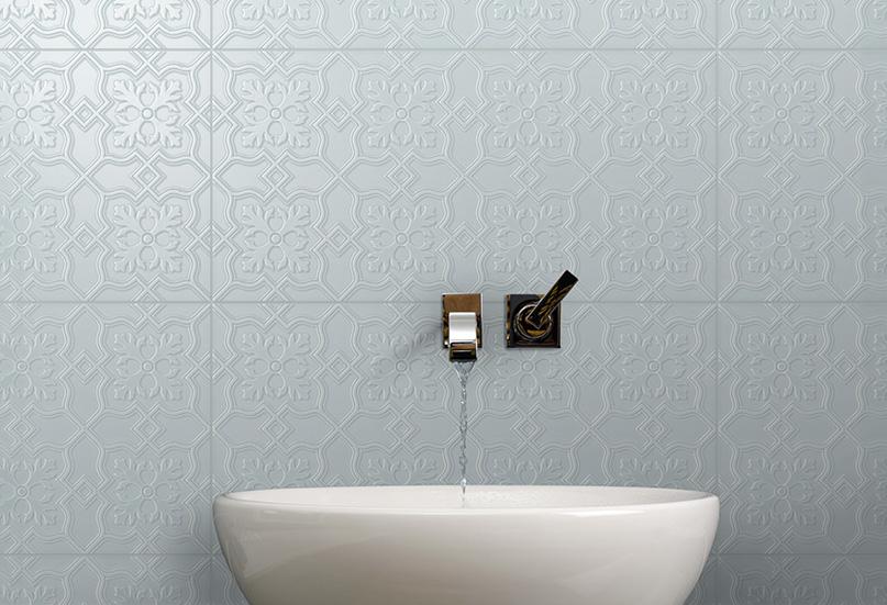 Infinity Hampton Wall Tile Luscombe Tiles