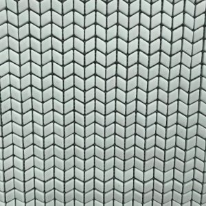 CHEVRON MOSAICS | Sky Blue | FEATURE TILES | Melbourne | Essendon | Sunbury | Luscombe Tiles