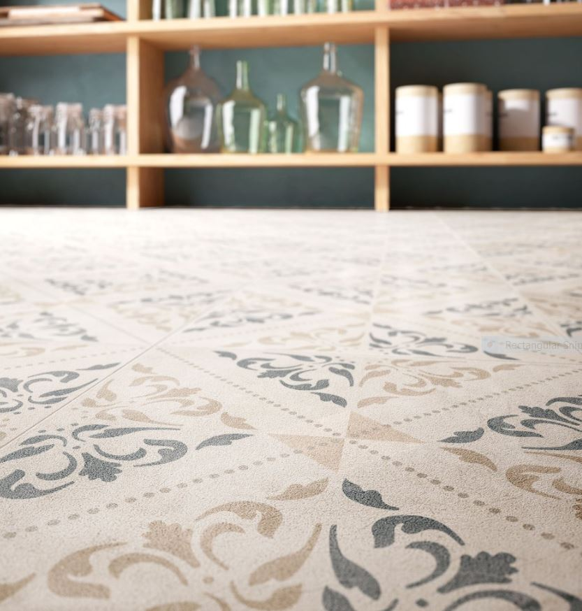 PATCHWORK CLASSIC 02 | Floor Tiles | Melbourne | Essendon | Sunbury | Luscombe Tiles