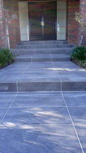 Exterior Tiles Aberfeldie | Essendon | Melbourne | Luscombe Tiles