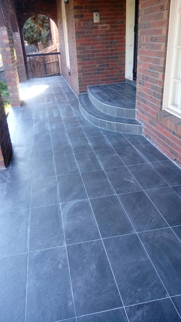 Exterior Tiles Aberfeldie | Essendon | Melbourne | Luscombe Tiles