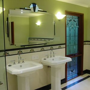 Art Deco | Period Tiles | Melbourne | Essendon | Sunbury | Luscombe Tiles