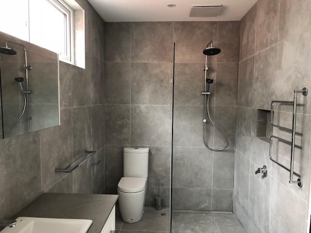 Bathroom Tiles | Essendon Renovation | Luscombe Tiles