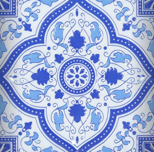Morocco Persian Blue | Floor & Feature Tiles | Melbourne | Essendon | Sunbury | Luscombe Tiles
