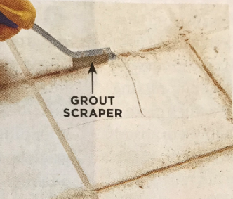 How to replace a broken tile | Step 1 | Luscombe Tiles
