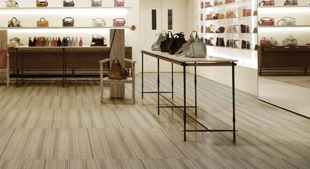 Tile Ideas for Commercial Areas | Melbourne | Essendon | Sunbury | Luscombe Tiles