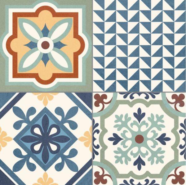 HERITAGE MIX - Floor Tiles | Melbourne | Essendon | Sunbury | Luscombe Tiles