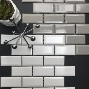MINI BEVELLED MOSAICS | Wall Tiles | Essendon | Sunbury | Melbourne | Luscombe Tiles