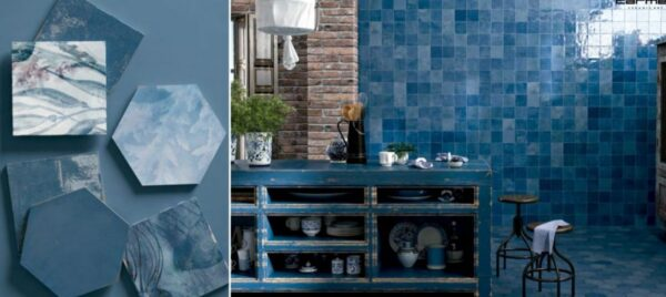 SOUK by Ape (Spain) | Blue | Wall Tiles | Essendon | Sunbury | Melbourne | Luscombe Tiles