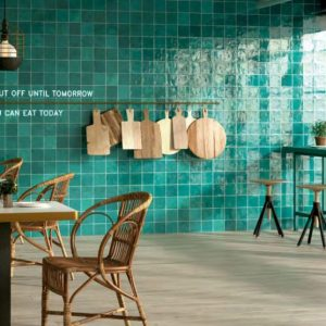SOUK by Ape (Spain) | Turquesa | Wall Tiles | Essendon | Sunbury | Melbourne | Luscombe Tiles
