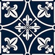 PEPPA CAPITOL   Navy   Floor Tiles   Melbourne   Essendon   Sunbury   Luscombe Tiles