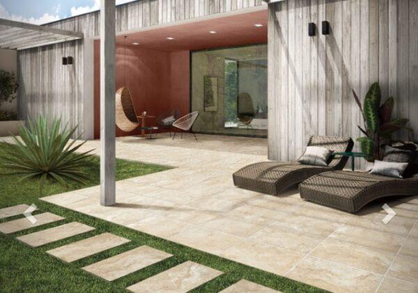 Travertine | Floor Tiles | External Tiles | Melbourne | Essendon | Sunbury | Luscombe Tiles