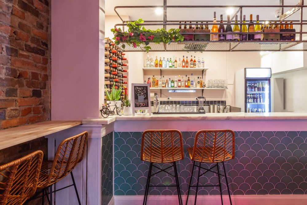 Little Brother Vietnamese Kitchen & Bar | Grace Design | Luscombe Tiles
