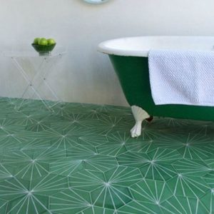 PIKRALIDA | Hexagon Cement Tiles | Sunbury | Essendon | Melbourne | Luscombe Tiles
