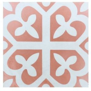 ATHENS | Pink | Cement Tiles | Essendon |Sunbury | Melbourne | Luscombe Tiles