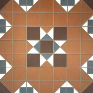 FEDERATION (SPANISH) YORK PATTERN | Floor Tiles | Sunbury | Essendon | Melbourne | Luscombe Tiles
