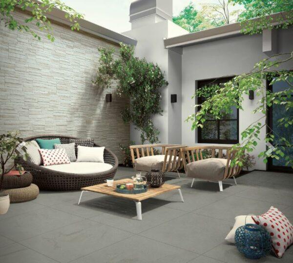 BLUESTONE | External Tiles | Sunbury | Essendon | Melbourne | Luscombe Tiles