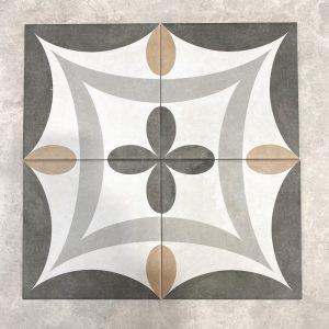 FLORAL | Floor & Feature Tiles | Essendon | Sunbury | Melbourne | Luscombe Tiles