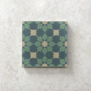 FOREST GREEN   Feature Tiles   Cement Tiles   Essendon   Sunbury   Melbourne   Luscombe Tiles