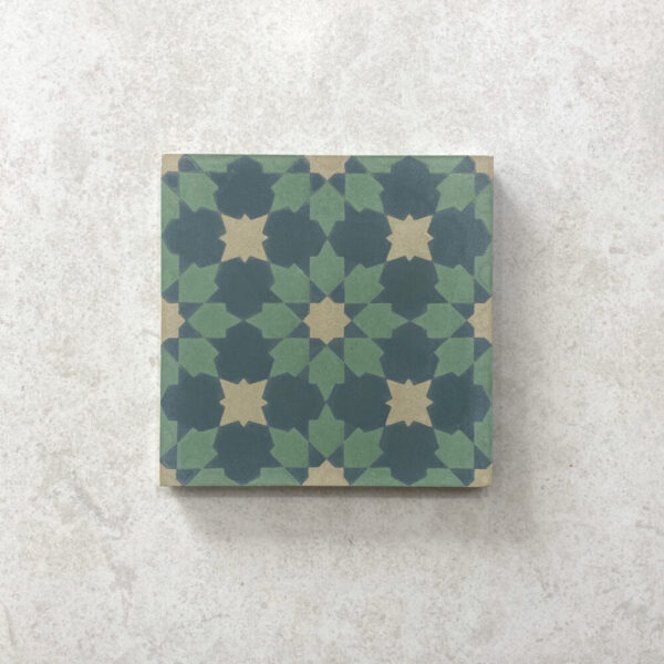 FOREST GREEN | Feature Tiles | Cement Tiles | Essendon | Sunbury | Melbourne | Luscombe Tiles